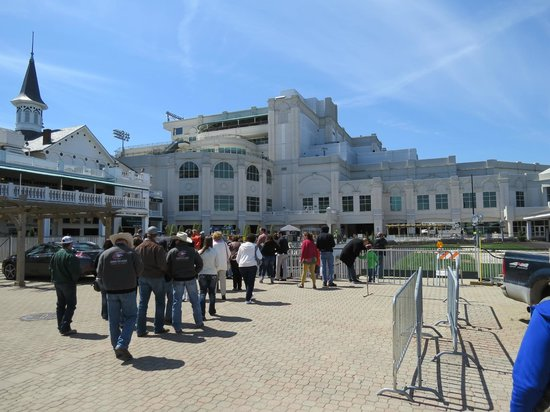 Walking tour Picture of Kentucky Derby Museum