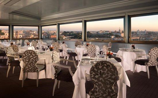 La Terrazza dellEden Rome  Restaurant Reviews Phone