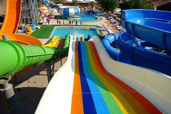The Grand Ucel Hotel Aquapark At Fethiye Oludeniz Foto