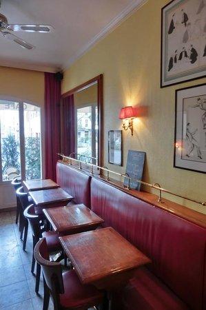 Le Roi Et Son Fou : Bistrobereich, Picture, Restaurant, Strasbourg, Tripadvisor