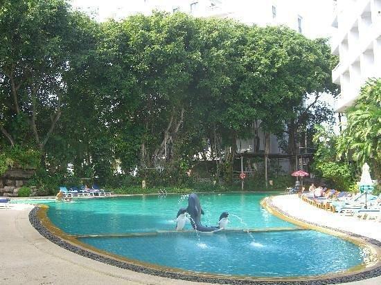 Royal Palace Hotel Pattaya Thailand Ulasan