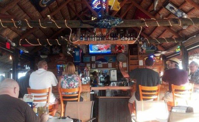 Cabana Shores Tiki Bar Grill Palm Shores Menu Prices