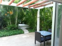 The garden view non private and bug Jacuzzi - Picture of ...