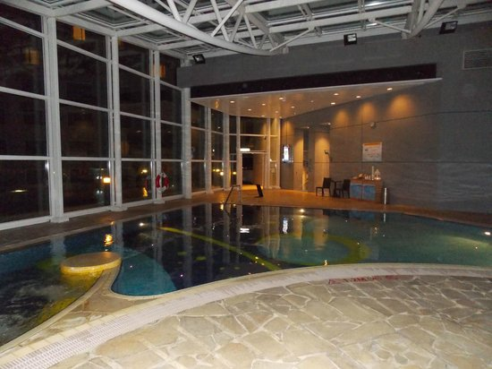Indoor pool  Picture of Regal Airport Hotel Hong Kong