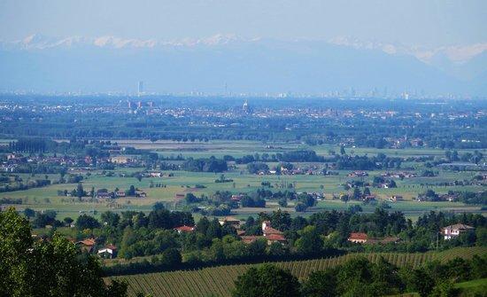 Dall39Agriturismo le citta39 di Pavia e Milano Picture of
