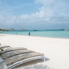 Beach Chairs With Umbrellas Oversized Chair Cover Gray Best On The High Rise Strip Picture Of Ritz Carlton Aruba