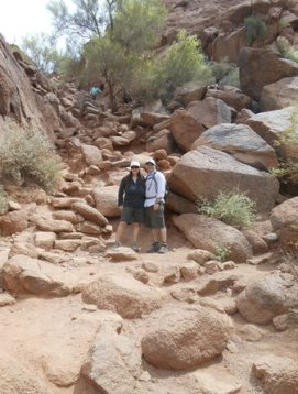 Image result for echo canyon summit trail phoenix