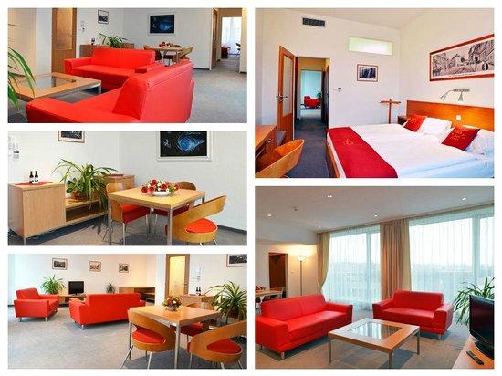 Vip Apartma Picture Of Avanti Hotel Brno Tripadvisor
