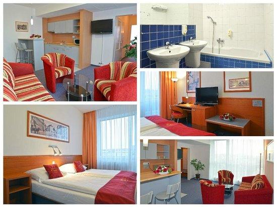 Standard Apartma Picture Of Avanti Hotel Brno Tripadvisor