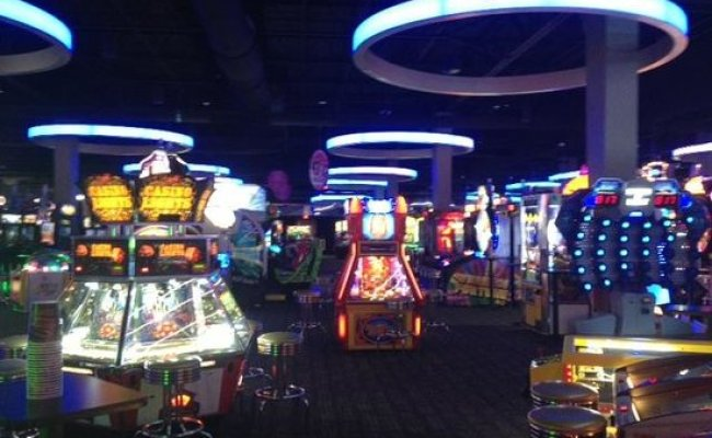 More Game Room Picture Of Dave Buster S Syracuse