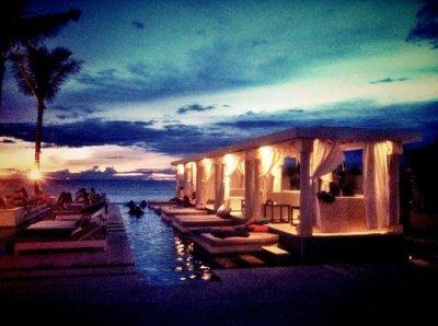 Vue Beach Club Bali - Picture of Vue Beach Club, Canggu ...
