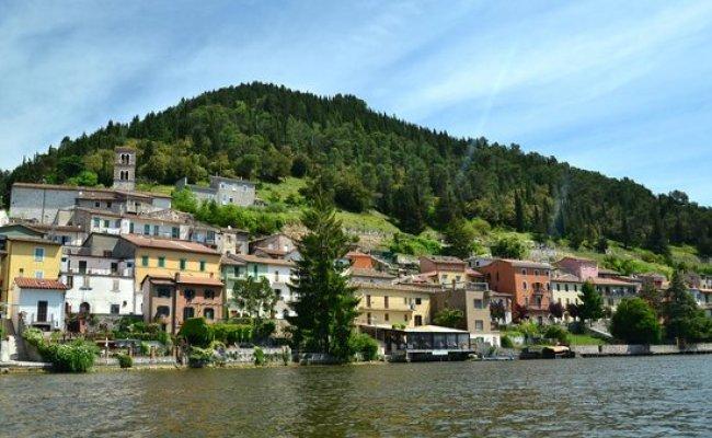 Il Paese Di Piediluco Picture Of Lago Di Piediluco