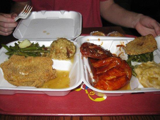 Soul Food Restaurants Downtown Detroit