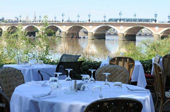 Le Caf Du Port Bordeaux 1 Quai Deschamps Restaurant