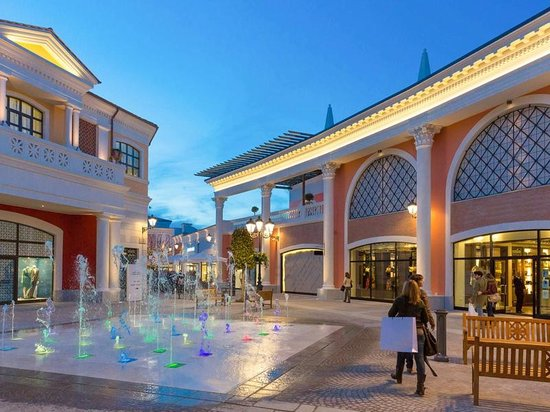 Castel Romano Designer Outlet Rome  2019 All You Need