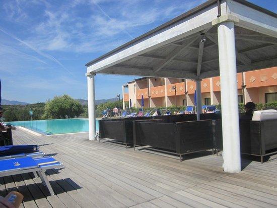 Espace Piscine Avec Salon Extérieur Picture Of Hotel Club