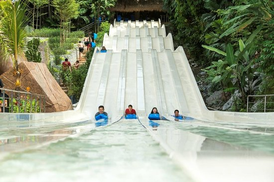 Congo Challenge, Sunway Lagoon, Water Park, Theme Park, Malaysia