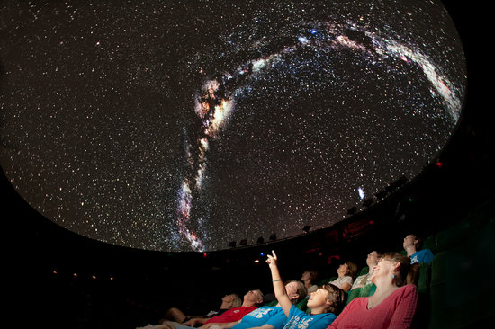 Shows Every Friday Night In Hooper Planetarium Picture