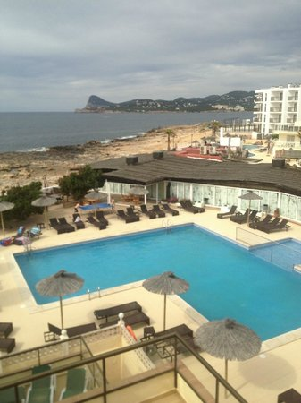 Pool And Sea View Picture Of Marina Palace By Intercorp
