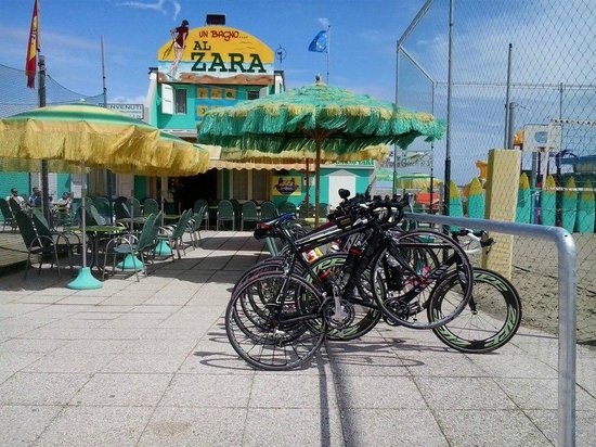 Bagno Zara  Cesenatico  Bild von Zara Beach Cesenatico  TripAdvisor