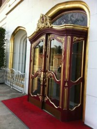 Front Door - Picture of Hollywood Historic Hotel, Los ...
