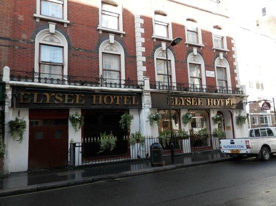 Exterior  Picture Of Elysee Hotel, London  Tripadvisor