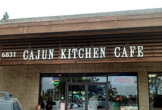 Cajun Kitchen Goleta  6831 Hollister Ave Ste A  Restaurant Reviews Photos  Phone Number