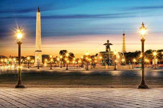 Place de la Concorde - Walking Tour Around Paris