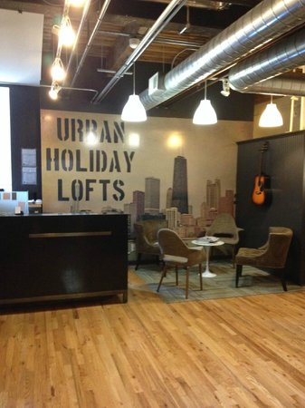 Urban Holiday Lofts (chicago, Il)  Hostel Reviews