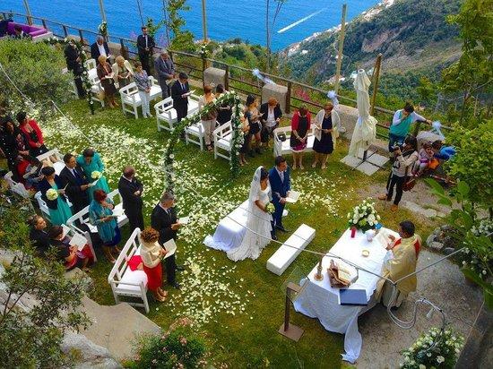 matrimonio Picture of Agriturismo Sant39Alfonso