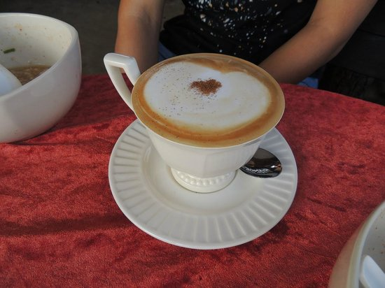 Coffee Picture Of Lee Wine Ruk Thai Resort Soppong