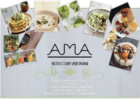 AMA Cocina Vegetariana Valdivia  Restaurant Reviews Phone Number  Photos  TripAdvisor