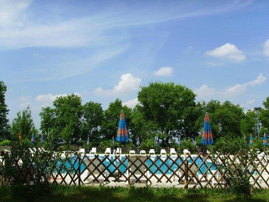 vista piscina  Foto di La Colombara Occhiobello  TripAdvisor