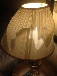 Torn, damp chair - Picture of Britannia Ashley Hotel ...