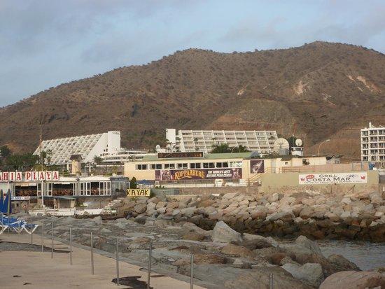 El Complejo Visto Desde La Playa Picture Of Holiday Club