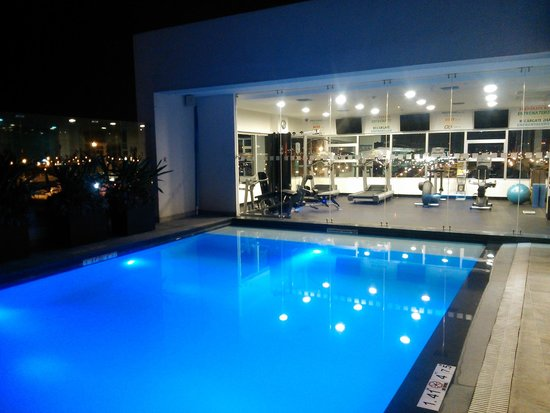 Piscina  GYM  Picture of Holiday Inn Guayaquil Airport Guayaquil  TripAdvisor
