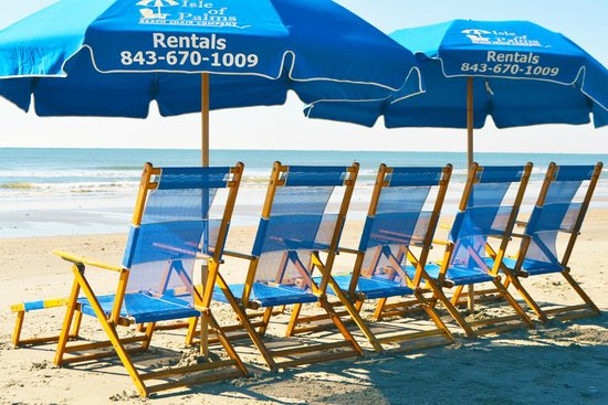 beach chair rental isle of palms with umbrella attached company 2019 all you need to know before go photos tripadvisor