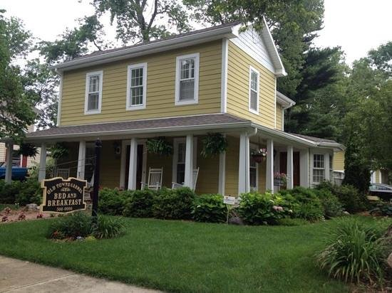 OLD TOWNE CARMEL BED AND BREAKFAST UPDATED 2018 BampB