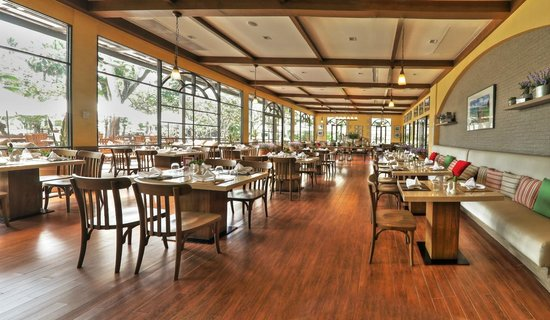 The Garden Restaurant Thai Cuisine Picture Of Novotel