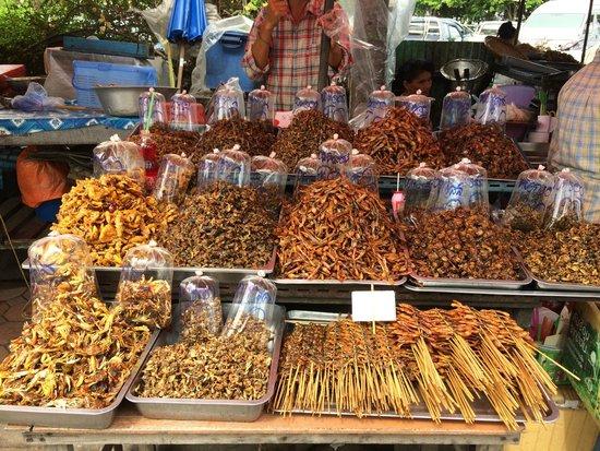 Thailand Food Culture