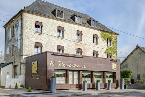 Carl Dahlberg Review Of Hostellerie De La Renaissance
