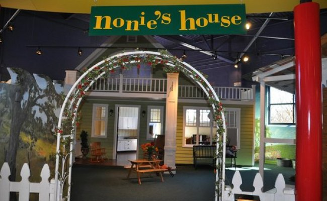 Nonnie S House Reminded Me Of A Quaint Gramma S House