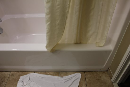 Shower Curtain Too Short Picture Of Microtel Inn & Suites By