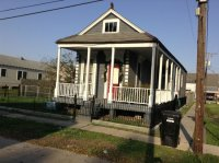 Shotgun Style House - Picture of Lower 9th Ward, New ...