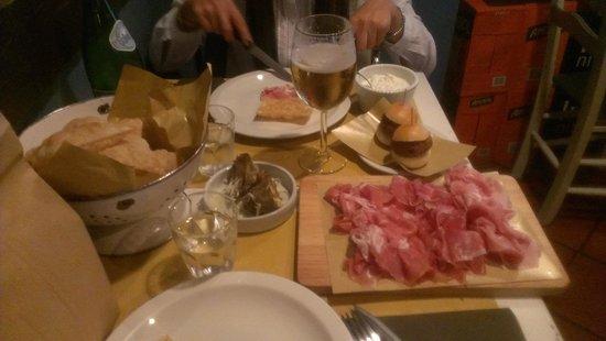 men gnocco fritto  Picture of Casa Nani Brescia  TripAdvisor