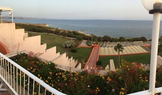 terrazza  Foto di Torre del Barone Club Sciacca