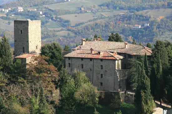 Castello di Petroia Gubbio Italy Umbria Hotel