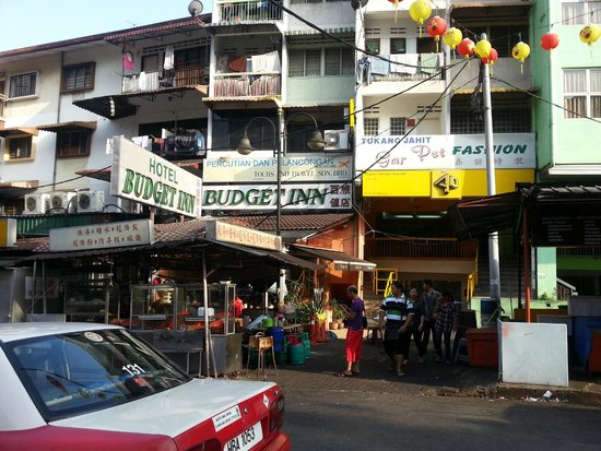 Clean And Located Near Mrt Review Of Budget Inn Kuala