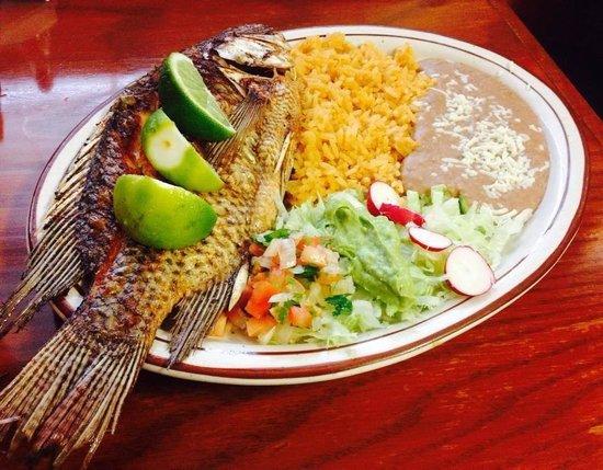 Fish Restaurant Hwy 6