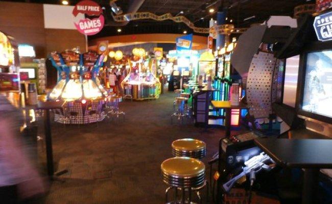 Dave Buster S Oklahoma City Restaurant Reviews